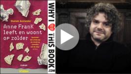 Shalom Auslander over zijn boek Anne Frank leeft en woont op zolder