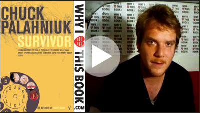 Willem Bosch over Survivor- Chuck Palahnuik