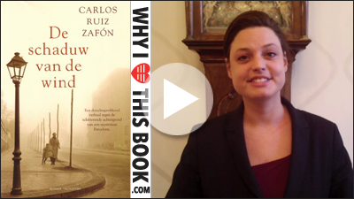 Loes over De schaduw van de wind - Carlos Ruiz Zafón
