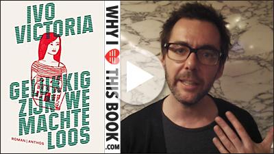 Ivo Victoria over zijn boek Gelukkig zijn we machteloos