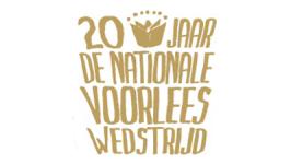 20 jaar Nationale Voorleeswedstrijd