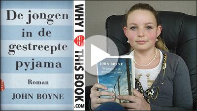 Bouwien over De jongen in de gestreepte pyjama - John Boyne