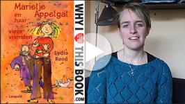 Gwen over Marietje Appelgat en haar vieze vrienden - Lydia Rood