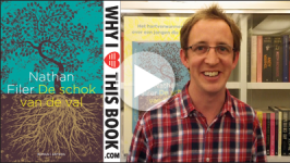 Nathan Filer on his book The shock of the fall