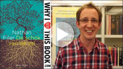 Nathan Filer over zijn boek De schok van de val
