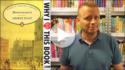 Patrick Ness over Middlemarch - George Eliot