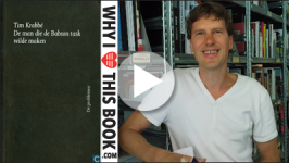 Alek over De man die de Babson task wilde maken - Tim Krabbé