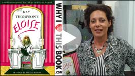 Karen over Eloise – Kay Thompson & Hilary Knight