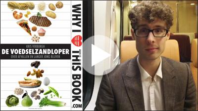 Kris Verburgh over zijn boek De voedselzandloper
