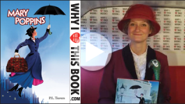 Mary Poppins over Mary Poppins – P.L. Travers