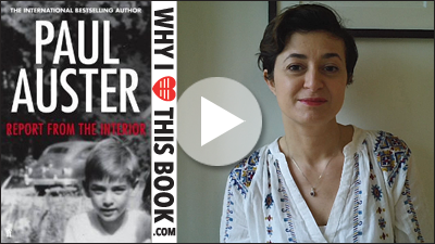 Ece Temelkuran over Report from the Interior - Paul Auster