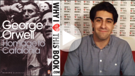Houman over Homage to Catalonia - George Orwell