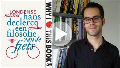 Thomas over Een filosofie van de fiets - Hans Declercq