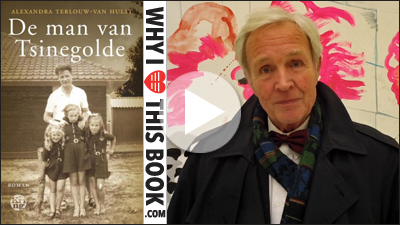 Jan Terlouw over De man van Tsinegolde - Alexandra Terlouw