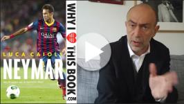 Luca Caioli over zijn boek Neymar