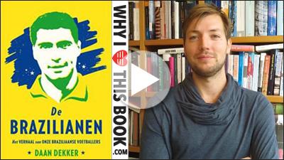Daan Dekker over zijn boek De Brazilianen