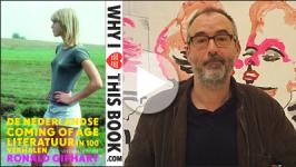 Ronald Giphart over zijn boek De Nederlandse coming of age-literatuur
