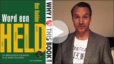 Bas Kodden over zijn boek Word een held