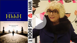 Marjan Berk over HhhH – Laurent Binet