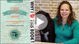 Aranka van der Pol over haar boek Een idioot groene roadtrip