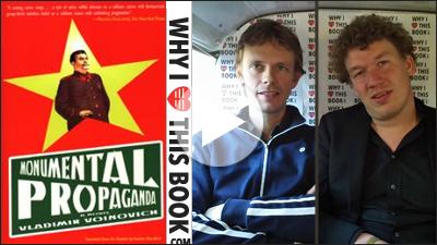 Arnold & Rob over Monumental Propaganda - Vladimir Vojnovic