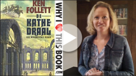 Michelle Visser over De kathedraal - Ken Follett