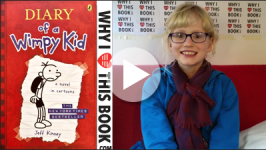 Vita over Diary of a Wimpy Kid - Jeff Kinney