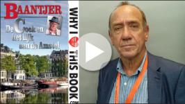 Peter Römer over zijn boek De Cock en het lijk aan de Amstel