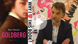 Bert Natter over zijn boek Goldberg