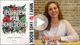 Emma Curvers over haar boek Iedereen kan schilderen