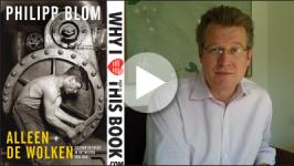 Phillipp Blom over zijn boek Alleen de wolken