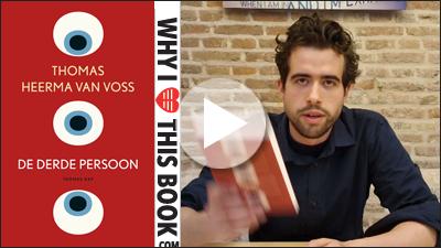 Thomas Heerma van Voss over zijn boek De derde persoon