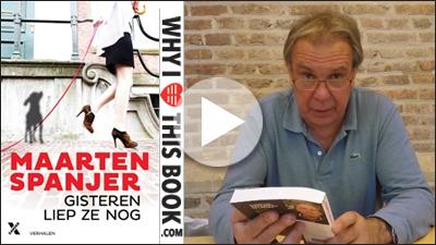 Maarten Spanjer over zijn boek Gisteren liep ze nog
