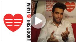 Mano Bouzamour over zijn inspiratiebronnen