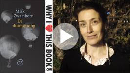 Miek Zwamborn over haar boek De duimsprong
