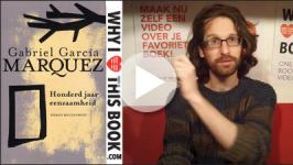Roman Helsinki over Honderd jaar eenzaamheid - Gabriel Garcia Marquez