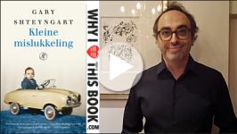 Gary Shteyngart over zijn boek Kleine mislukkeling