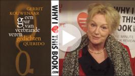 Joke Hermsen draagt voor Rebuut uit Een geur van verbrande veren – Gerrit Kouwenaar