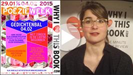 Nikki draagt voor Why you should never marry a poet – Heather Bell
