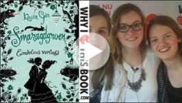 Suze, Josse & Sanne over De edelsteentrilogie – Kerstin Gier