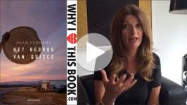 Daan Hermans over haar boek Het bedrog van quisco thumbnail site