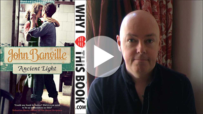 John Boyne over Ancient light - John Banville
