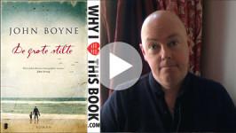 John Boyne over zijn boek de grote stilte thumbnail site