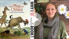 Larissa over Van mug tot olifant – Ingrid & Dieter Schubert