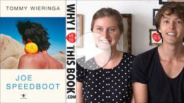 Bas en Sophie over Joe Speedboot – Tommy Wieringa