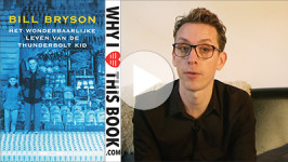 Jelmer Jepsen over Het wonderbaarlijke leven van de Thunderbolt Kid – Bill Bryson