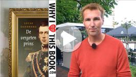 Lucas Zandberg over zijn boek De vergeten prins