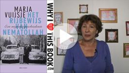 Marja Vuijsje over haar boek Het rijbewijs van Nematollah