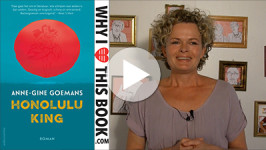 Anne-Gine Goemans over haar boek Honolulu King