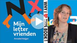 Annabel Keijzer over haar boek Mijn lettervrienden